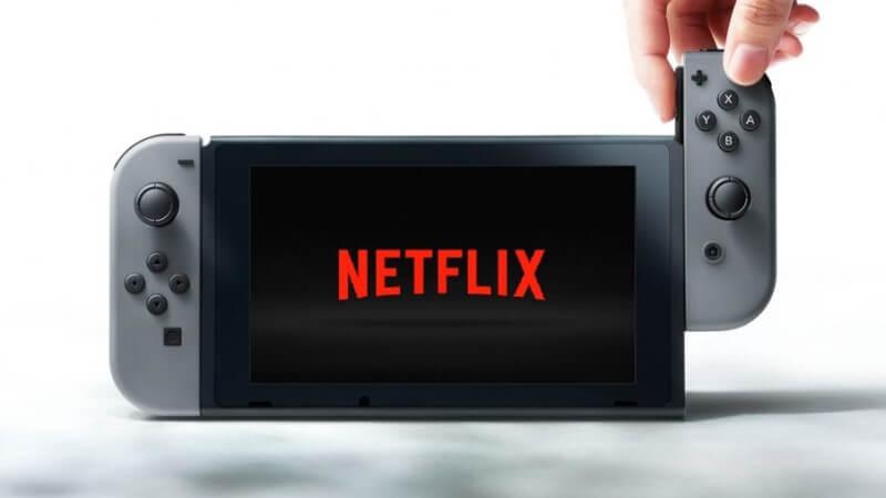Netflix für Nintendo Switch