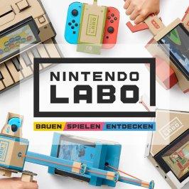 Alle Infos zum neuen Nintendo Labo!