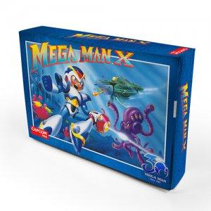 Mega Man X für SNES - 30. Jubiläum