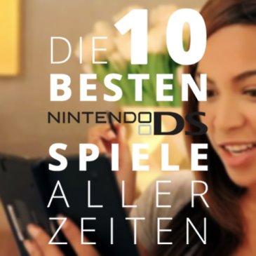 Die 10 besten Nintendo DS Spiele aller Zeiten
