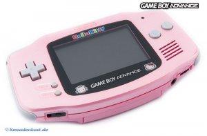 GBA Gameboy Editionen