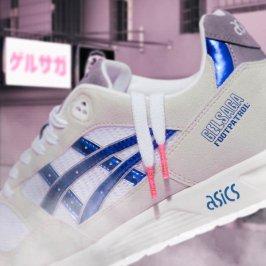 Neue Gundam-inspirierte Sneaker von Asics