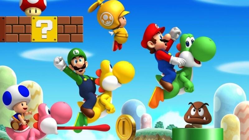 New Super Mario Bros Switch Blogbild