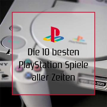 Die 10 besten PS1 Spiele aller Zeiten