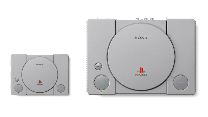 PS1 Mini Classic Wann