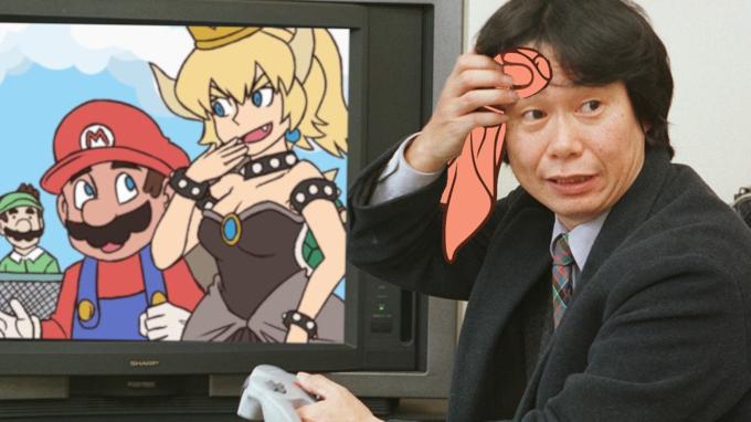 Bowsette Miyamoto