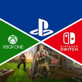 Sony erlaubt Konsolen-Crossplay für Fortnite!