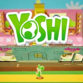 Yoshi's Crafted World: Gameplay Trailer