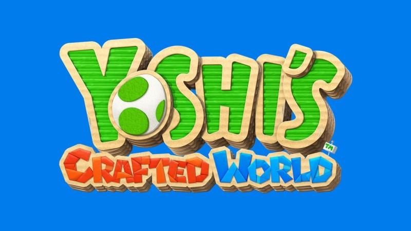 Yoshis Crafted World Gameplay