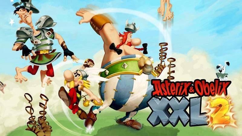 Asterix Obelix Game Videospiel