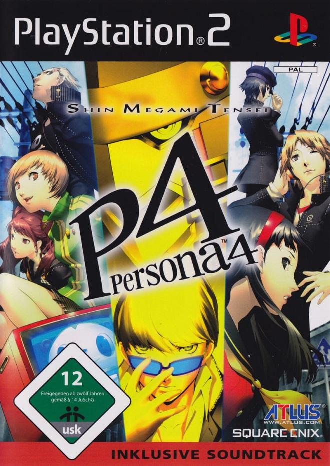 Persona Spiel