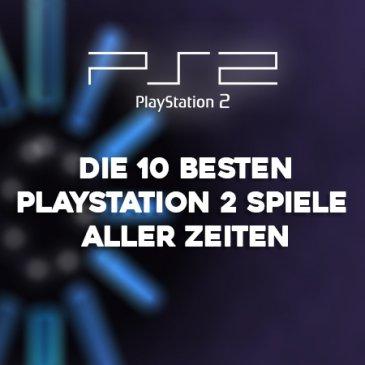 Die 10 besten PS2 Spiele aller Zeiten