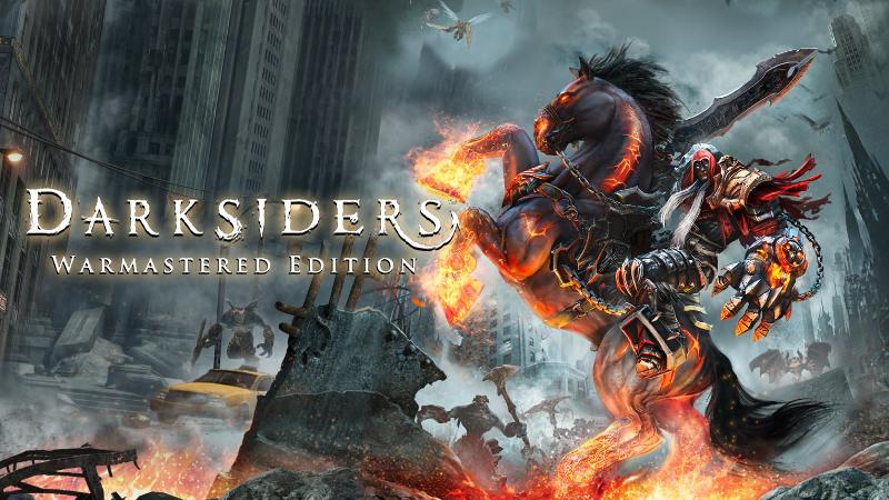 Darksiders: Warmastered