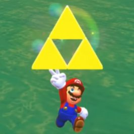 Zelda & Banjo Kazooie in Super Mario Odyssey