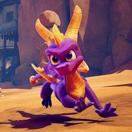 Erscheint Spyro Reignited Trilogy für Switch?