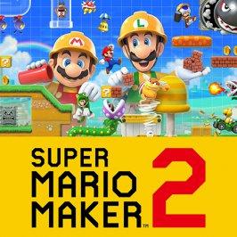 Super Mario Maker 2 für Switch angekündigt