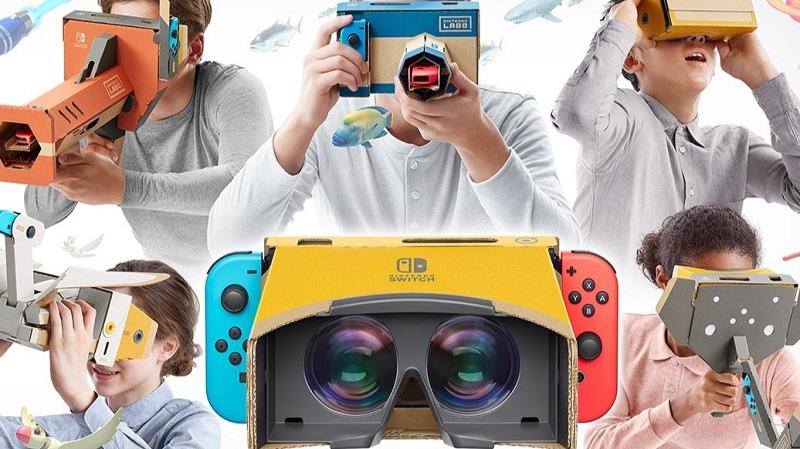 Toy-Con 04 VR Set