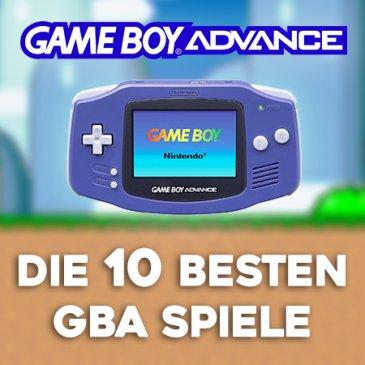 Die 10 besten GameBoy Advance Spiele aller Zeiten