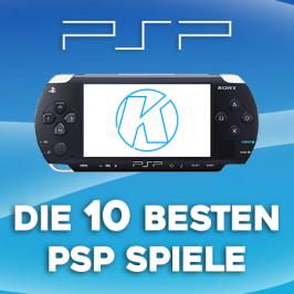 Die 10 besten PSP Spiele aller Zeiten