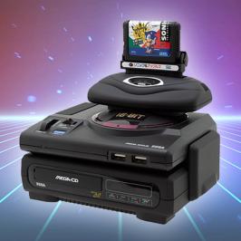 Sega Mega Drive Mini: Special Edition für Japan