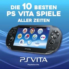 Die 10 besten PS Vita Spiele aller Zeiten
