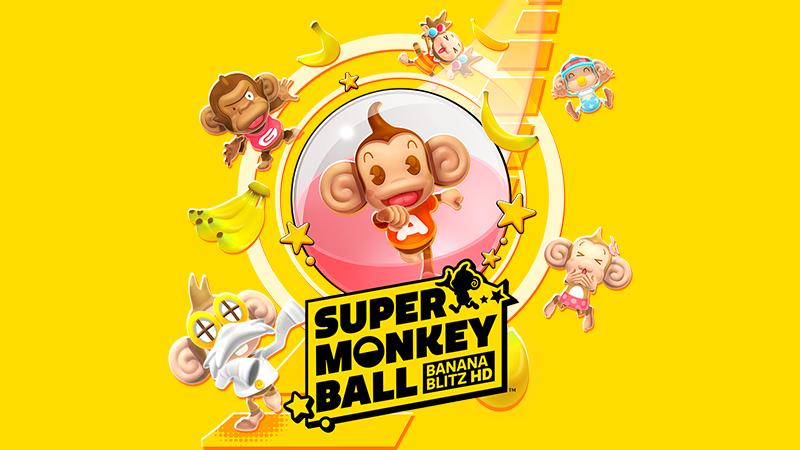 Monkey Ball Banana Blitz