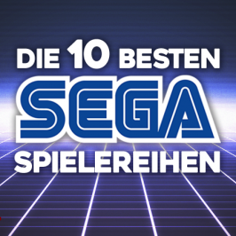 Die 10 besten SEGA Spielereihen