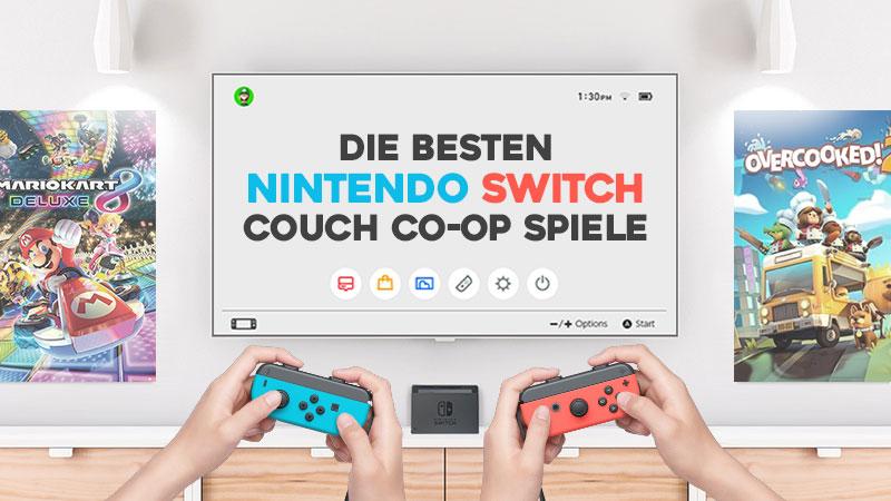 beste nintendo switch couch co-op spiele