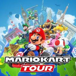 Nintendo: Mario Kart Tour fürs Handy