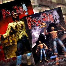 The House of The Dead 1 + 2 Remakes angekündigt