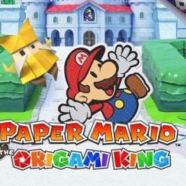Neues Paper Mario für die Switch angekündigt