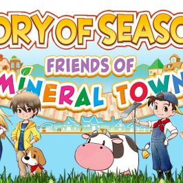 Story of Seasons: Friends of Mineral Town Remake
