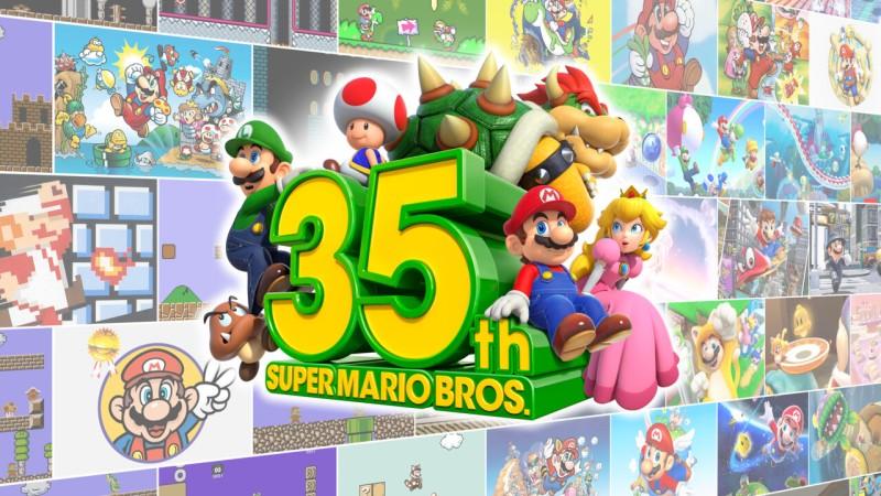 Mario 3D All-Stars Mario Collection