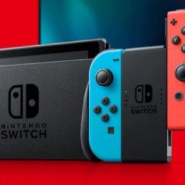 Nintendo Switch Pro soll OLED Display bekommen