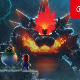Super Mario 3D World: Bowser's Fury Gameplay