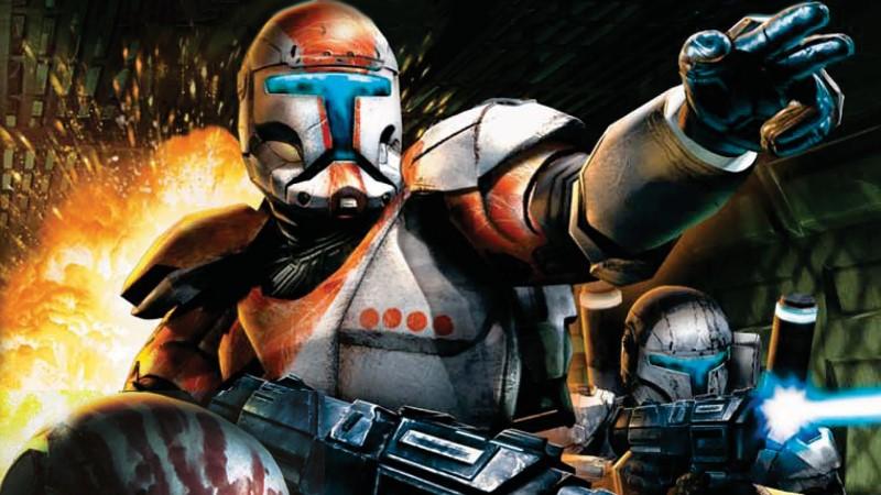 Star War Republic Commando Switch