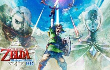 Zelda: Skyward Sword HD: Launch-Trailer