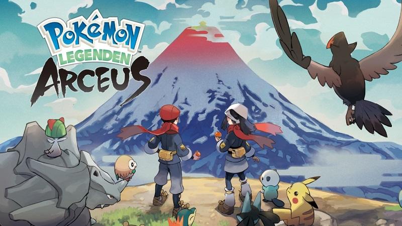 Pokémon Legenden Arceus